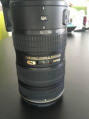 Nikon Objektiv 70-200 2 8