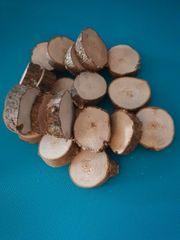 Holzscheiben Baumscheiben Astscheiben 250g