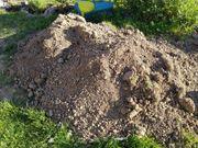 Mutterboden kostenfrei abzugeben ca 1
