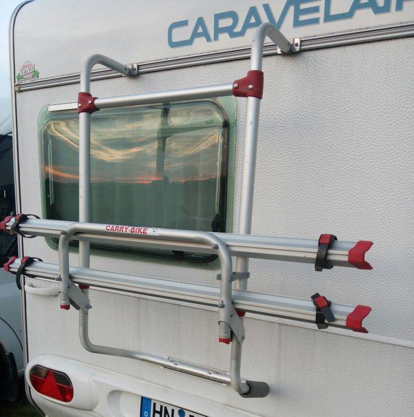 Fahrradträger für Wohnwagen FIAMMA CARRY