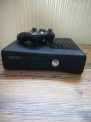 XBox 360 S mit Zubehör