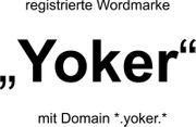 Wordmarke Marke Yoker eingetragen beim