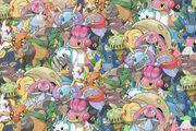 Pokemon Regional See Trio Go