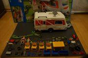 Playmobil Camping - Wohnwagen
