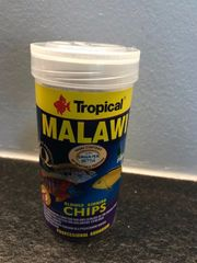 Malawi Fischfutter Chips Tropical
