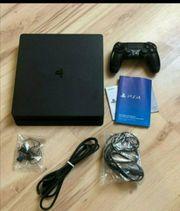 PS4 mit 1TB Festplatte und