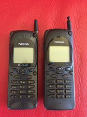Nokia 2110 2 Stück Rarität