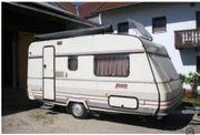Gepflegter Wohnwagen zu Vermieten