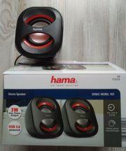 PC Lautsprecher Hama