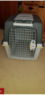 Transportbox GULLIVER Mega- Hundebox TOP-Zustand