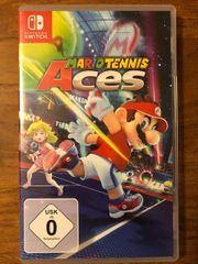 Nintendo Switch Spiel Mario Aces