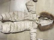 Baby Schnee Anzug