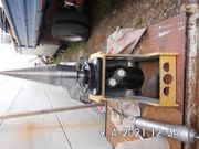 Hydraulik Holzspalter