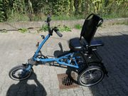 Pfau-Tec Pfiff Scooter Trike FM-S