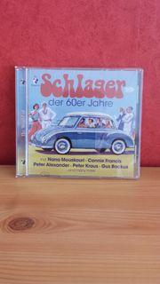 CD Schlager der 60er Jahre -