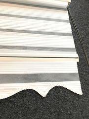 Zebra Jalousie Doppelrollo 160x200 cm