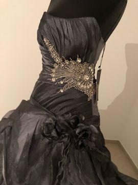 Festliche Abendbekleidung, Damen und Herren - Abendkleid evtl Verlobungskleid