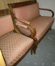 Liebhaberobjekt Wiener Barock Sitzgarnitur