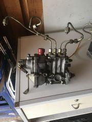 Mercedes 8 - Diesel Einspritzpumpe