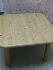 Couch Tisch Fichte massiv