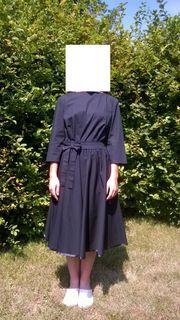 Sehr schönes Abendkleid Konfirmationskleid schwarz