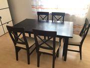 Esstisch 5 Stühle