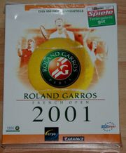 CD-ROM - Roland Garros French Open 2001 -