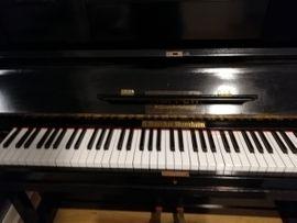 Wunderschönes Klavier - R Hupfer: Kleinanzeigen aus Villingen-Schwenningen Villingen - Rubrik Tasteninstrumente