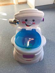 Kinder Toilette Fisher Price - meine