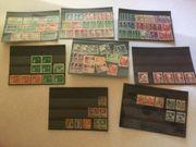 Briefmarken aus der Schweiz zu