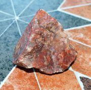 Achat-haltiges Mineralgestein Fundort bei Freiberg
