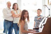 Klavierunterricht für Kinder Erwachsene und
