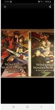 Manga Wonderful Wonder World