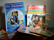 Tausende Arztromane Heimatromane Liebesromane