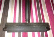 Hartgummi-Andruckrolle 175 mm Breite
