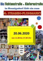 Flohmarkt Trödelmarkt Hennigsdorf 20 06