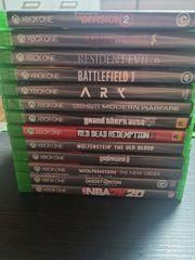 13 Xbox one Spiele