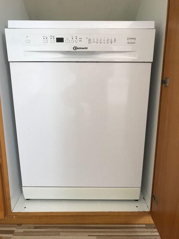 Spülmaschine Bauknecht