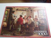 1000 TEILE PUZZLE Connoisseur