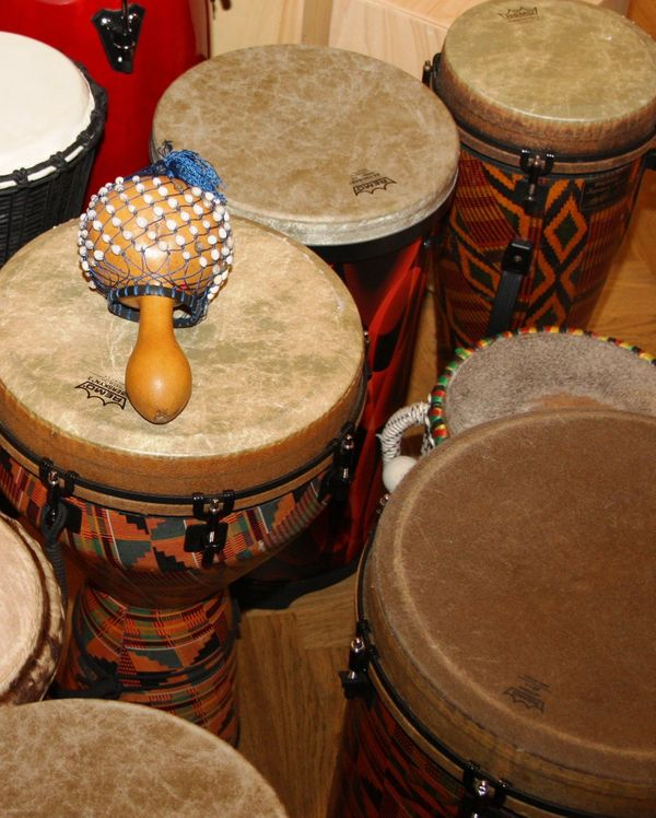 Filigraner Percussionist 55 gesucht Karlsruhe