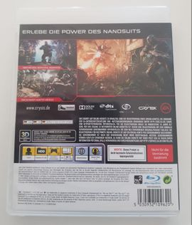 PlayStation 3 - Ps3 Spiel Crysis3