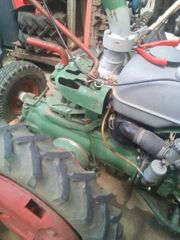 original agria 1700 Getriebe mit