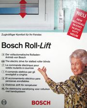 Defekter Unterputz Roll-Lift K5 von