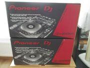 2x pioneer cdj 2000 nxs