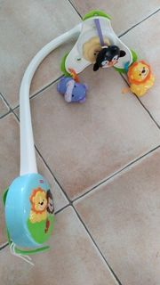 Fisher Price Kinderbett Spieluhr