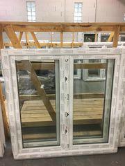 Kunststofffenster 140x140cm 2flg aus Bayern