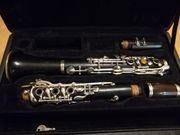 B-Klarinette von G Grässel Nürnberg