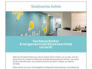 Sachbearbeiter Energievertrieb Direktvertrieb m w