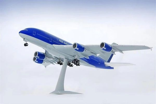 Airbus A380 - Model
