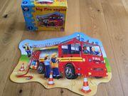 Puzzle Feuerwehr